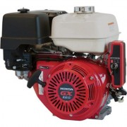 Honda Horizontal OHV Engine with Electric Start - 389cc, GX Series, 1Inch x 3 31/64Inch Shaft, Model GX390UT2QNE2