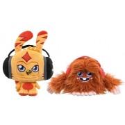Moshi Monsters App Monster Katsuma and Furi