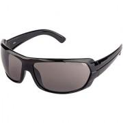 Fastrack Black UV Protection Sports Men Sunglasses