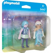 SET 2 FIGURINE - ZANELE IERNII - PLAYMOBIL (PM9447)