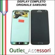 Display LCD Touch Schermo Samsung Galaxy S5 NEO G903F Originale Nero Schermo GH97-17787A