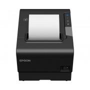 Epson Impresora ticket epson tm-t88vi termica red negra