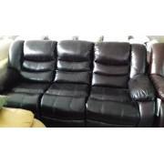 Canapea 3 locuri Jadine cu Recliner