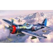 Modelul de aer ModelKit 03984 - P-47 M Thunderbolt (1:72)