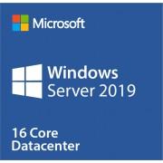 Centro de datos deMicrosoft WindowsServer 2019 multilingüe licencia básica 16 Core