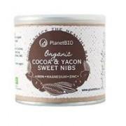 Penite de cacao si yacon 120gr PLANETBIO