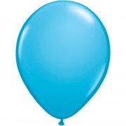 Balon Latex Robin Egg Blue, 11 inch (28 cm), Qualatex 82685