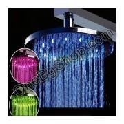 Светещ LED душ за баня тип Пита