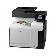 HP LaserJet Pro 500 Color MFP M570dw Multifunctionele kleurenlaserprinter A4 Printen, Scannen, Kopiëren, Faxen LAN, WiFi, Duplex, ADF