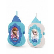 2 Walkies Talkies Frozen Única