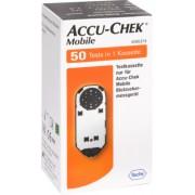 Roche Diabetes Care Deutschland GmbH ACCU CHEK Mobile Testkassette 50 St