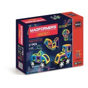Magformers 63213 Wow 27pc Set Building Kit