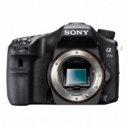 Sony Cámara Reflex - ILCA77M2 24,3MP Solo Cuer
