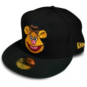 Boné New Era Fozzie Bear Muppets - 7 1/4 - M