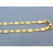Zlatá retiazka žlté zlato všetky vzory rovnake DR50685Z