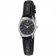 Reloj Casio Análogo LTP-1094E-1A Para Dama - Negro