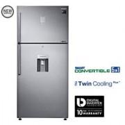 Samsung RT54K6558SL/TL 523 Litres Double Door Frost Free Refrigerator