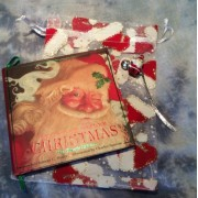 Twas The Night Before Christmas Book Plus Santa Bookmark