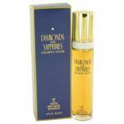 DIAMONDS & SAPHIRES by Elizabeth Taylor Eau De Toilette Spray 1.7 oz