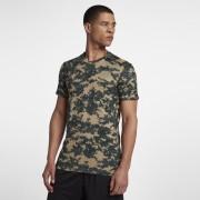 Haut de trainingà manches courtes Nike pour Homme - Vert