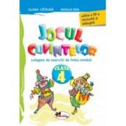 Jocul cuvintelor clasa 4 Ed.3 - Liliana Catruna Natalia Dan