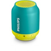 Boxa portabila wireless Philips BT50A/00, 2W, Baterie reincarcabila, Bluetooth