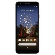 "Telefon Mobil Google Pixel 3A XL, Procesor Snapdragon 670, Octa-Core 2.0GHz / 1.7GHz, OLED Capacitive touchscreen 6"", 4GB RAM, 64GB Flash, 12.2MP, Wi-Fi, 4G, Android (Alb) + Cartela SIM Orange PrePay, 6 euro credit, 6 GB internet 4G, 2,000 minute national"
