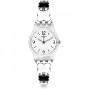 Orologio swatch lk367g donna clovercheck