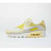 Nike Wmns Air Max 90 Opti Yellow/ White-Fossil-Bicycle Yellow