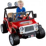 Power wheels Jeep Wrangler, Red