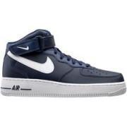 Nike Air Force 1 Mid ´07 - Navy/Wit