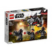 Lego Конструктор Lego Star Wars Боевой отряд Инферно 118 дет. 75226