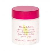 Elizabeth Arden Green Tea Pomegranate hydratační parfémovaný tělový krém 250 ml pro ženy