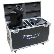 Flight-case for 2 Pix 10K