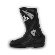 Moto boty W2 BOOTS ESTORIL černé