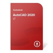 AutoCAD LT 2020 licencja pojedyncza (SLM)