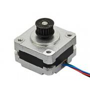 Aiyima Twee fase vierdraads 35 Stappenmotor 0.9 Graden 20mm 3d-printer Stappenmotor