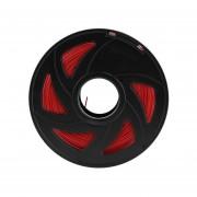 1,75mm PLA La Impresora 3D De Filamento De Suministros De Impresión De Materiales Consumibles De Plástico Rojo