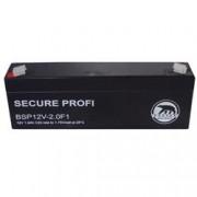 Baren Batteria Piombo-Acido per UPS 12V 1,9 Ah (Faston 4,8mm) BSP12V-2.0F1