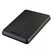 Toshiba Stor.E Basics 2TB 6,4 cm 2,5 Zoll 5400rpm 8MB USB 3.0 externe Festplatte Schwarz