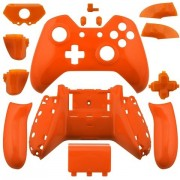 XBOX 360 Wireless Controller Shell with Buttons Plating Red
