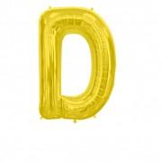 SkyLantern® Original Ballon Lettre D Or 90 cm