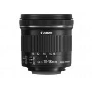 Canon Objetivo CANON Ef-S 10-18mm 4.5-5.6 Is Stm (Encaje: Canon EF-S - Apertura: f/4.5-5.6 - f/22-29)