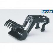 Bruder benna per trattori premiun-pro 3333