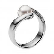 Skagen SKJ0091040 Agnethe ring met parel en zirkonia Maat 50