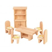 Plan Toy Doll House Dining Room - Classic Style
