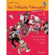 Schott Music Die fröhliche Klarinette 1 NEU Mauz, Schule und CD