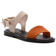 Сандали MELISSA - Mar Sandal + Salinas A 32482 Orange/Black 53235