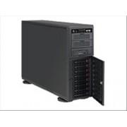 Supermicro SuperChassis 743TQ-865B-SQ Armadio (4U) server