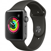 Apple Watch Series 3 42mm Aluminum Case with Sport Band MQL12
